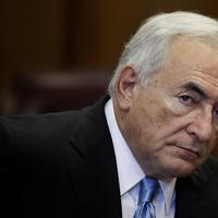 Former International Monetary Fund leader Dominique Strauss-Kahn listens to proceedings in New York State Supreme court,  Friday, July 1, 2011 in New York.  (AP)
