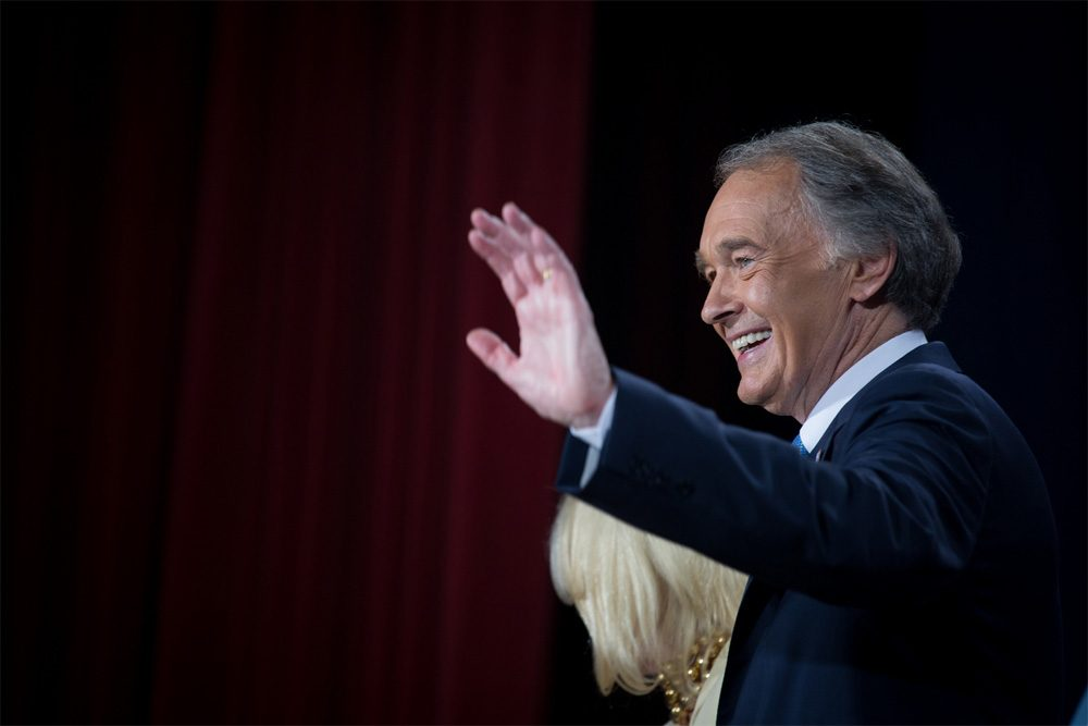 Sen. Edward Markey (WBUR File)