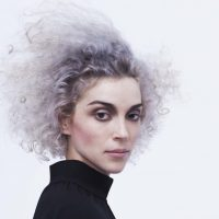 "Annie Clark, a.k.a. St. Vincent, is touring to promote her fourth solo album, ""St. Vincent.""  ( Renata Raksha)"