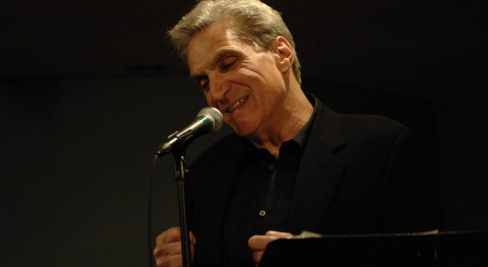 Robert Pinsky was the United States poet laureate from 1997 to 2000. He is a professor at Boston University and the creator of the Favorite Poem Project. (Courtesy)
