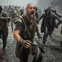 "In Darren Aronovsky's new film ""Noah,"" Russell Crowe plays the titular biblical patriarch. (Paramount Pictures)"