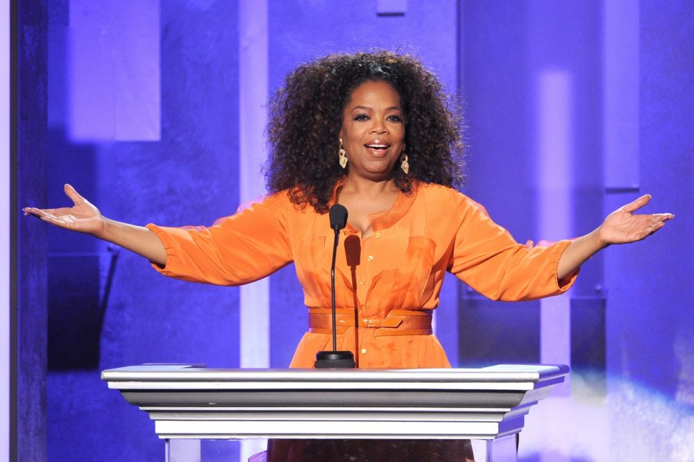 Oprah Winfrey has been widely mentioned as a prospective suitor for purchasing the Clippers. (Kevin Winter/Getty Images for NAACP Image Awards)