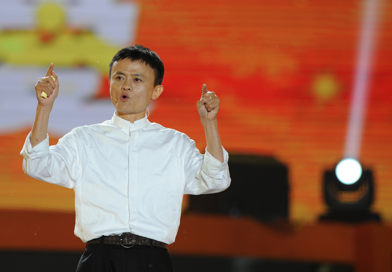 jack ma ma yun alibaba of This is the story of one of our personal favourites, a perfect rags-to-the-riches tale of jack ma or ma yun – the founder and executive chairman of the billion dollar alibaba.
