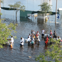 Hurricane Katrina, 2005 (News Muse/flickr)