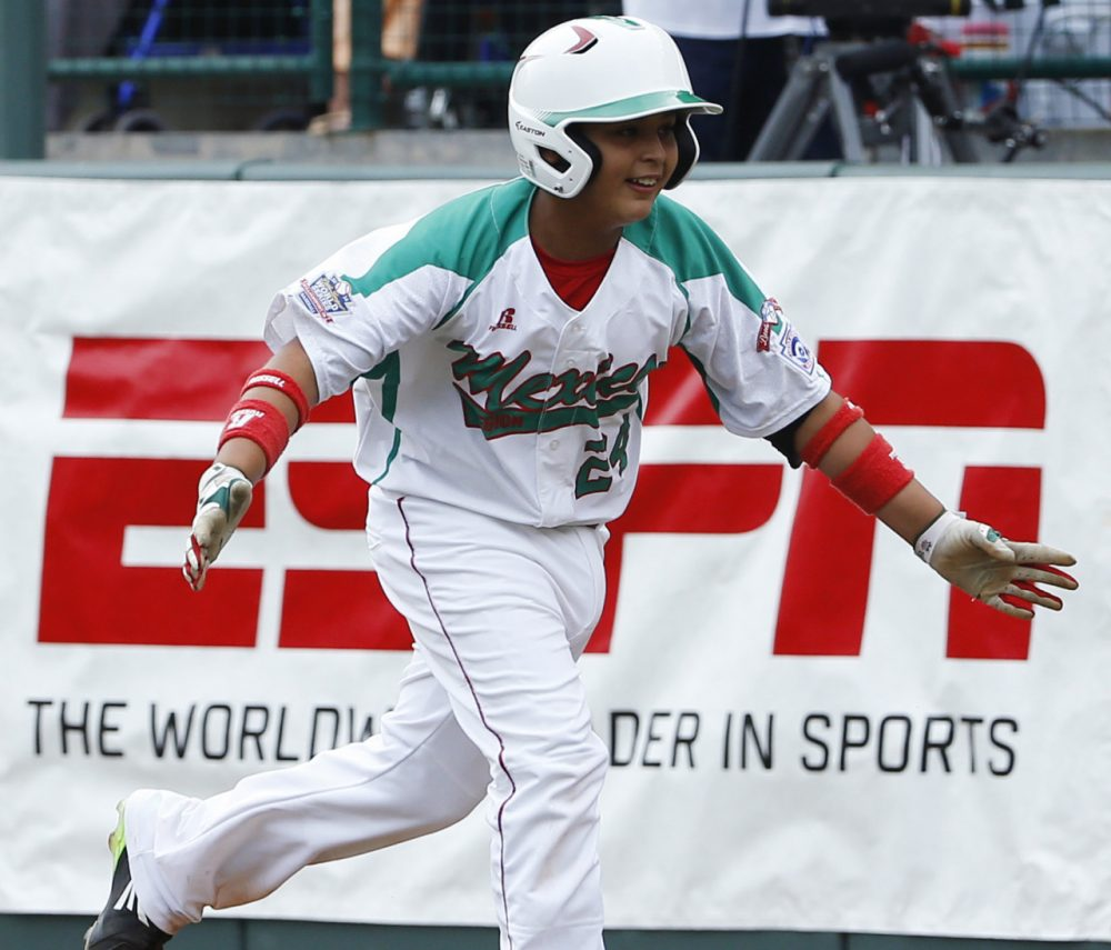 ESPN has broadcast the Little League World Series since 1987. (Matt Slocum/AP)