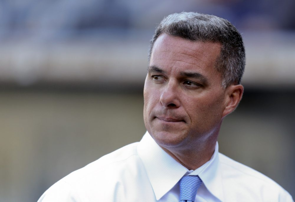 Dayton Moore took over as Kansas City's general manager in 2006. Last year the Royals finished above .500 for the first time under Moore. (Ed Zurga/Getty Images)