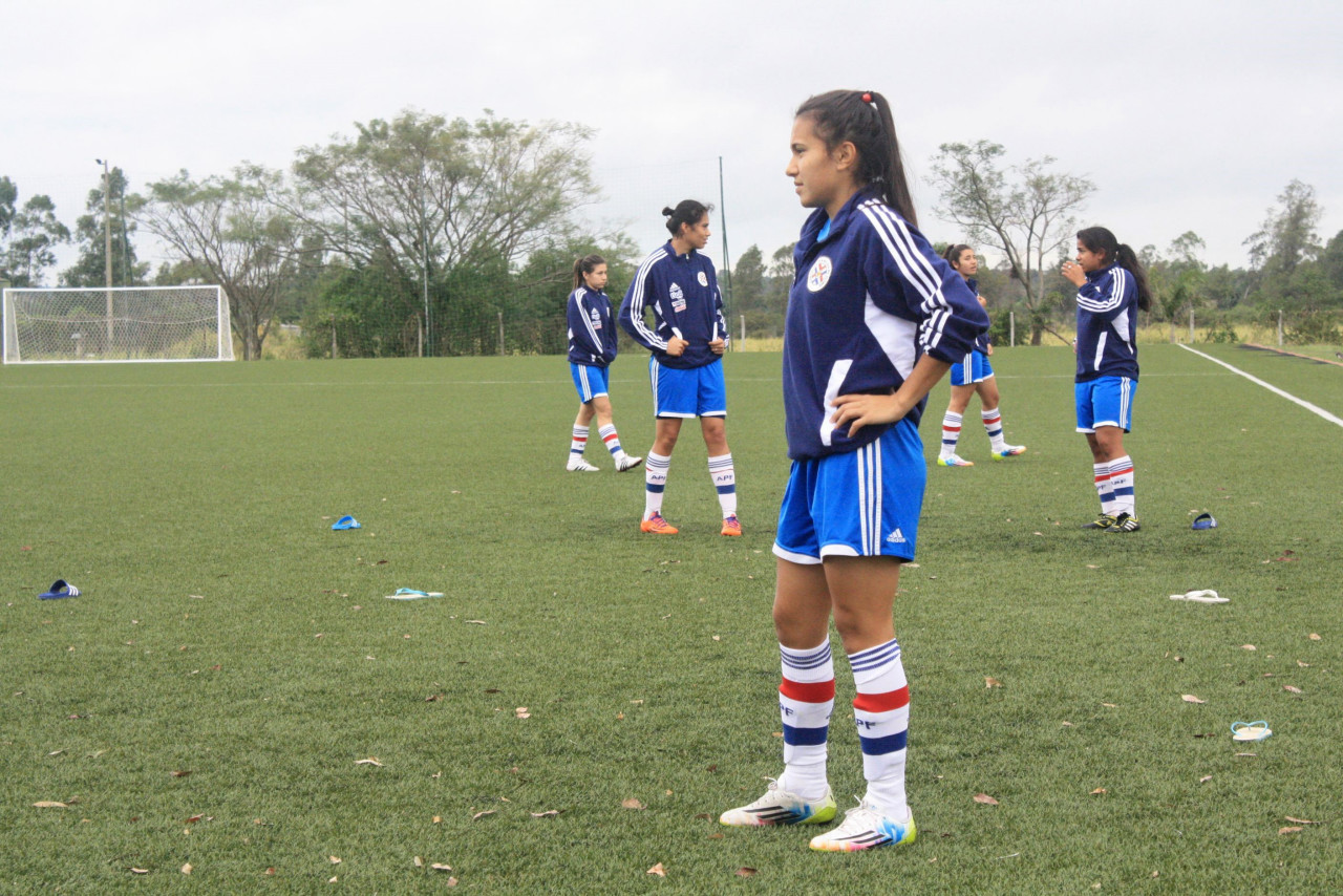 Paraguayan Women's Soccer Team Fights For Acceptance At ...