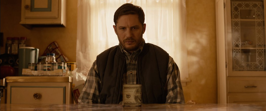 Tom Hardy as Bob in The Drop (Courtesy, Fox Searchlight)