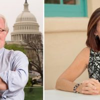 Incumbent Ron Barber faces Republican challenger Martha McSally in Arizona's Second Congressional District. (Ron Barber/Facebook; mcsallyforcongress.com)