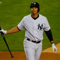 Alex Rodriguez served a 162-game suspension for using performance-enhancing drugs. (Mike Stobe/Getty Images)