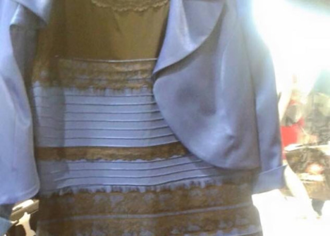 The dress debate - What Color Is The Dress The Debate That Broke The Internet Here Now