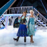 "All the Disney on Ice shows including the popular show, ""Frozen,""are produced-- not by Disney-- but by Feld Entertainment. (Courtsey of Feld Entertainment.)"