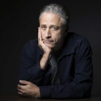 "In this Nov. 7, 2014 file photo, Jon Stewart poses for a portrait in promotion of his film,""Rosewater,"" in New York. Comedy Central announced Tuesday, Feb. 10, 2015, that Stewart will will leave ""The Daily Show"" later this year. (AP)"