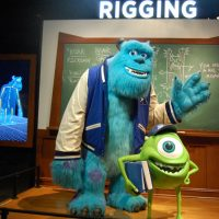 "Sulley and Mike from ""Monsters, Inc."" (Greg Cook)"