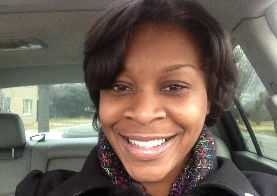 Sandra Bland is pictured in this photo posted to her Facebook page in November 2014. (Facebook)