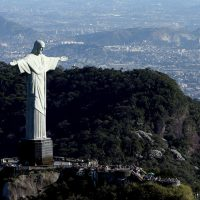 The  2016 Games in Rio.  After hosting the 2007 Pan Am Games and the 2014 World Cup Final, Rio de Janeiro is now preparing to host another mega sporting event: the 2016 Summer Olympics. (Matthew Stockman/Getty Images)