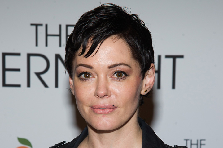 rose mcgowan wiki
