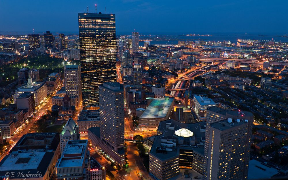 In Boston, what started as a colony has become a hub of international innovation. (Emmanuel Huybrechts/Flickr)