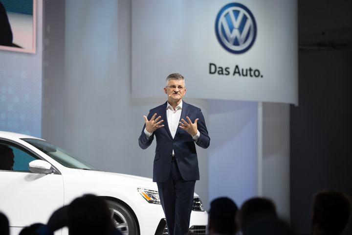 amid emissions scandal, a bumpy road ahead for volkswagen | on point