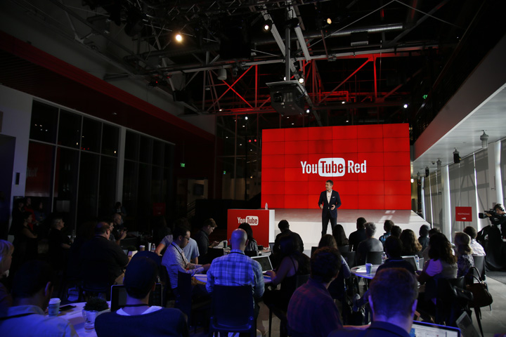 Youtube Offices youtube red and the future of paid streaming | on point