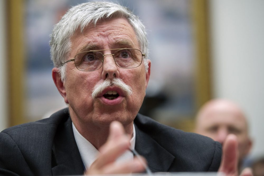 Amtrak President and CEO Joseph Boardman testifies on Capitol Hill in Washington, Tuesday, June 2, 2015, before the House Transportation and Infrastructure Committee oversight hearing of the Amtrak train derailment in Philadelphia. (Cliff Owen/AP)