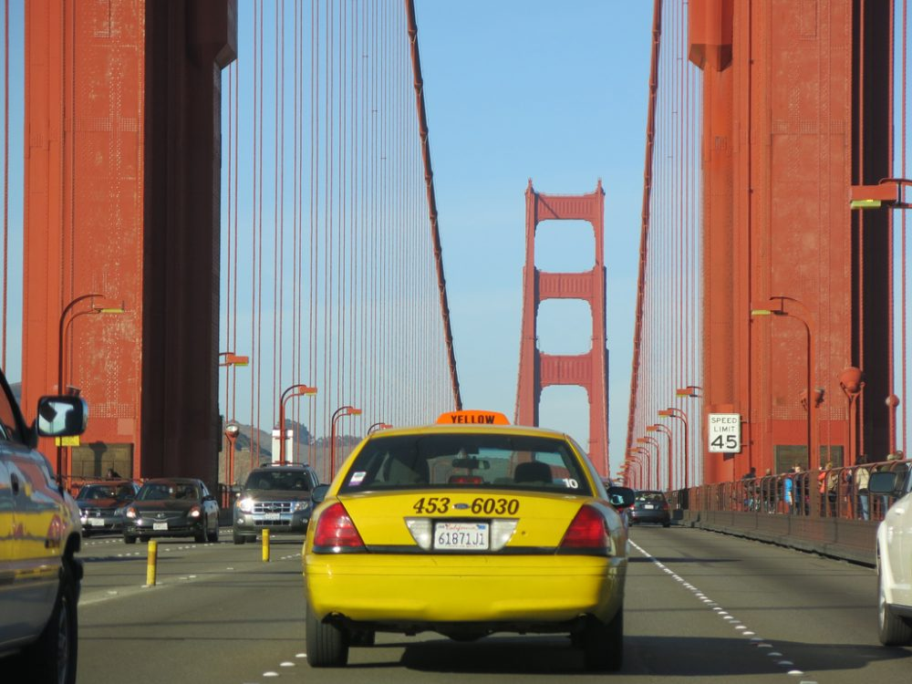 San Francisco's largest cab company, Yellow Cab Co-Op, says it will file for bankruptcy. (gazeronly/Flickr)