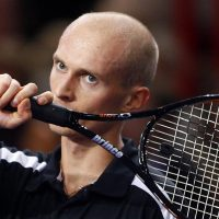 A 2007 match between Russia's Nicolay Davydenko and Martin Vassallo Arguello had enough abnormal betting activity that Betfair suspended all bets on the contest. (Photo credit should read FRED DUFOUR/AFP/Getty Images)