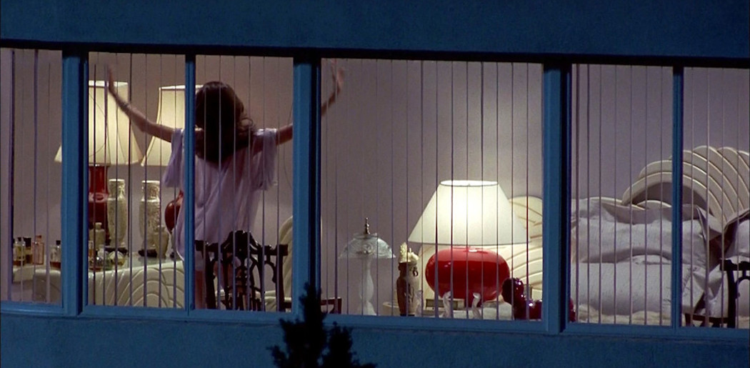 "Still from Brian de Palma's ""Body Double"" (Courtesy Brattle Theatre)"