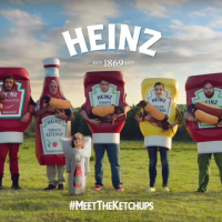 Heinz's commercial for Super Bowl 50. (Heinz Ketchup/YouTube)