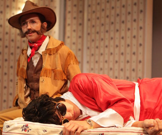 Spring Theater Preview: Elvis And Teddy Roosevelt, Mr ...