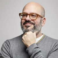 Actor and comedian David Cross. (Press Photo by Daniel Bergeron / ID-PR)