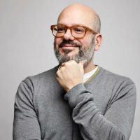 Comedian David Cross (Courtesy Wilbur Theatre)