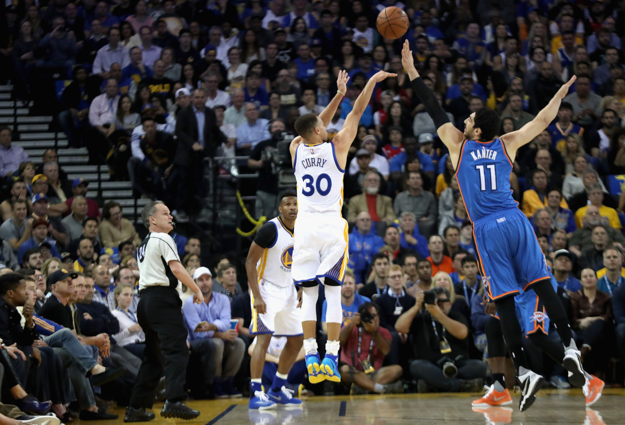 Littlefield: The Stephen Curry Illusion | Only A Game