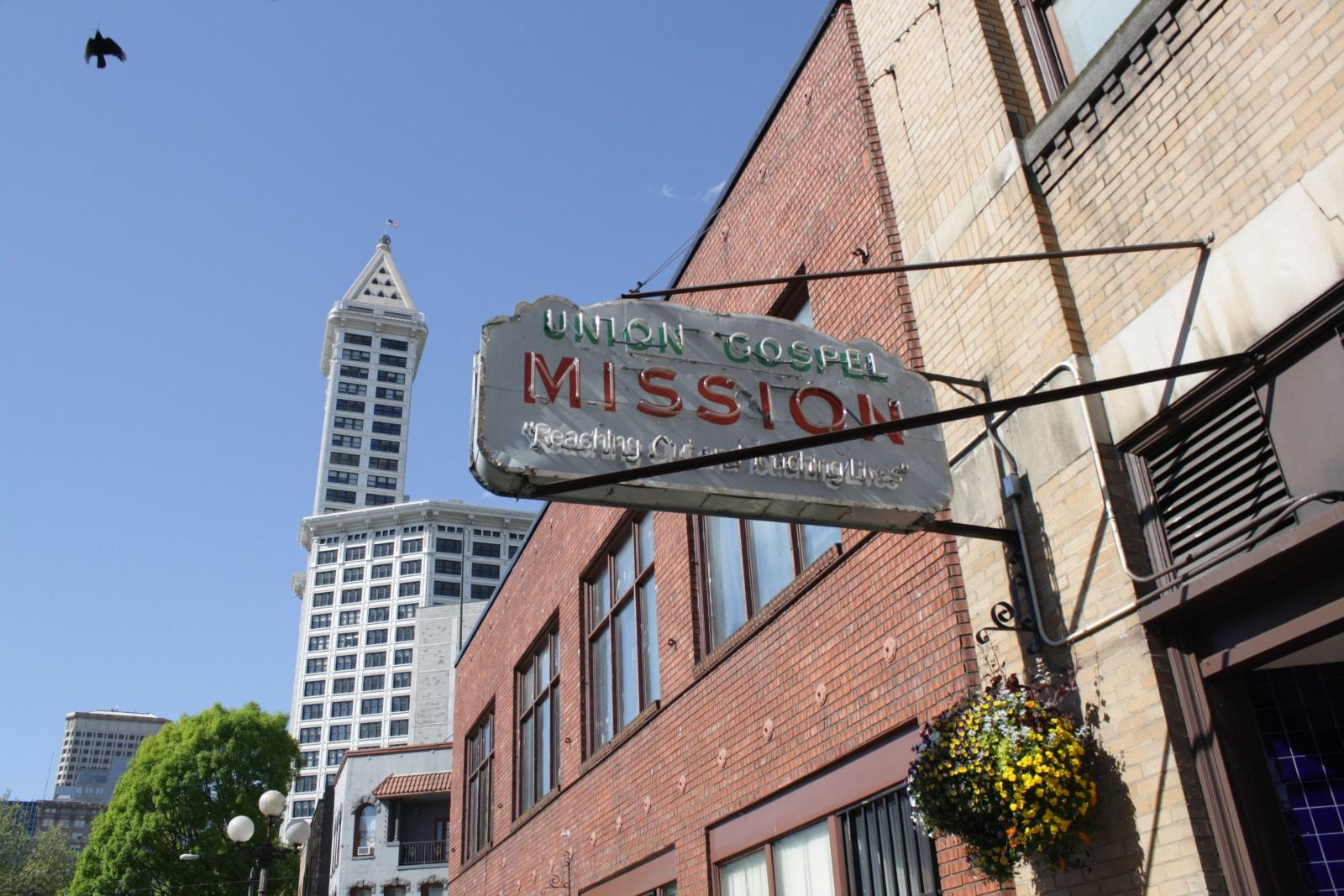 In Seattle, Finding Shelter Beds For Homeless People Is No Easy Task | Here & Now