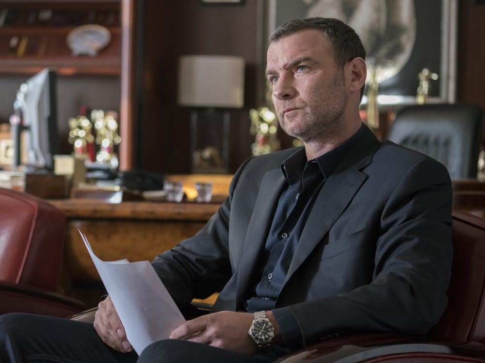 Liev Schreiber as Ray Donovan in RAY DONOVAN (Season 4, Episode 02). (Photo/Michael Desmond/SHOWTIME)