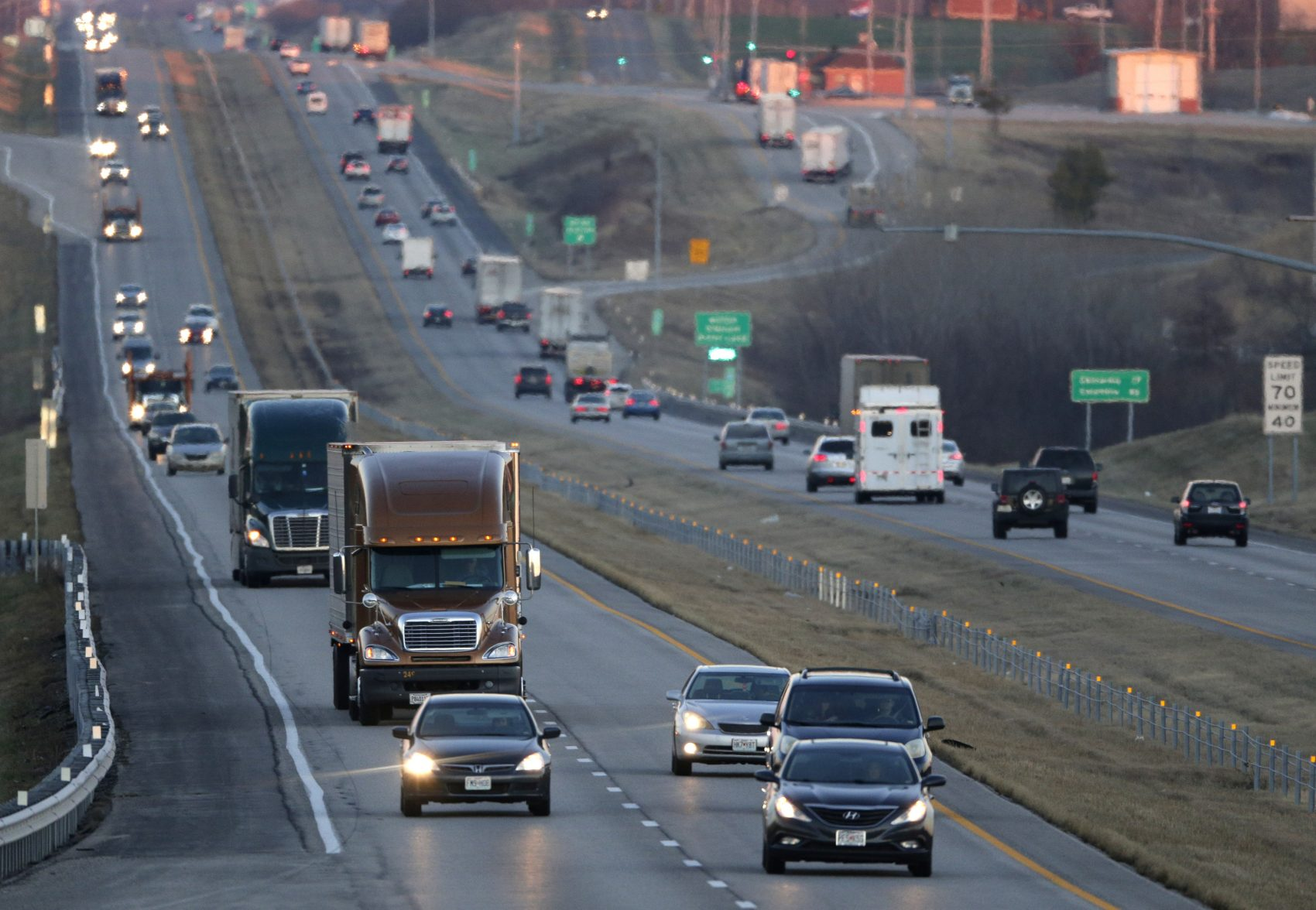 Some Little-Known Facts About America's Interstate Highway ...