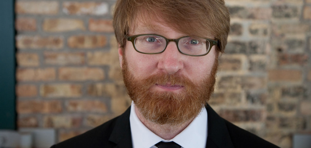 Author Chuck Klosterman. (Courtesy of Kris Drake)