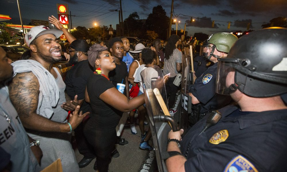 La. ACLU Sues Baton Rouge City and Police Over Protests