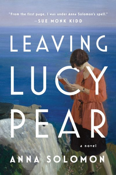 "The cover of ""Leaving Lucy Pear,"" by Anna Solomon. (Courtesy of Viking Books)"