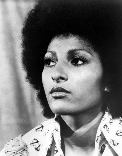 "Pam Grier in ""Foxy Brown"" (1974). (Courtesy Harvard Film Archive)"