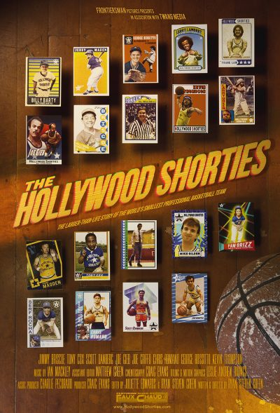 The poster for the Hollywood Shorties documentary, designed by Cassandra Siemon. (Courtesy)