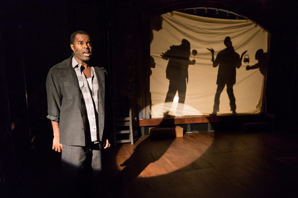 De'Lon Grant. (Courtesy Nile Hawver/SpeakEasy Stage Company)