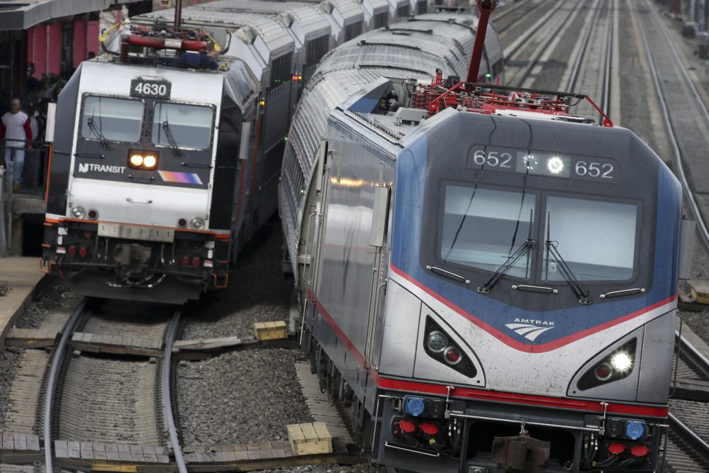 Feds Back Ambitious Plan To Speed Up Northeast Rail Service WBUR News