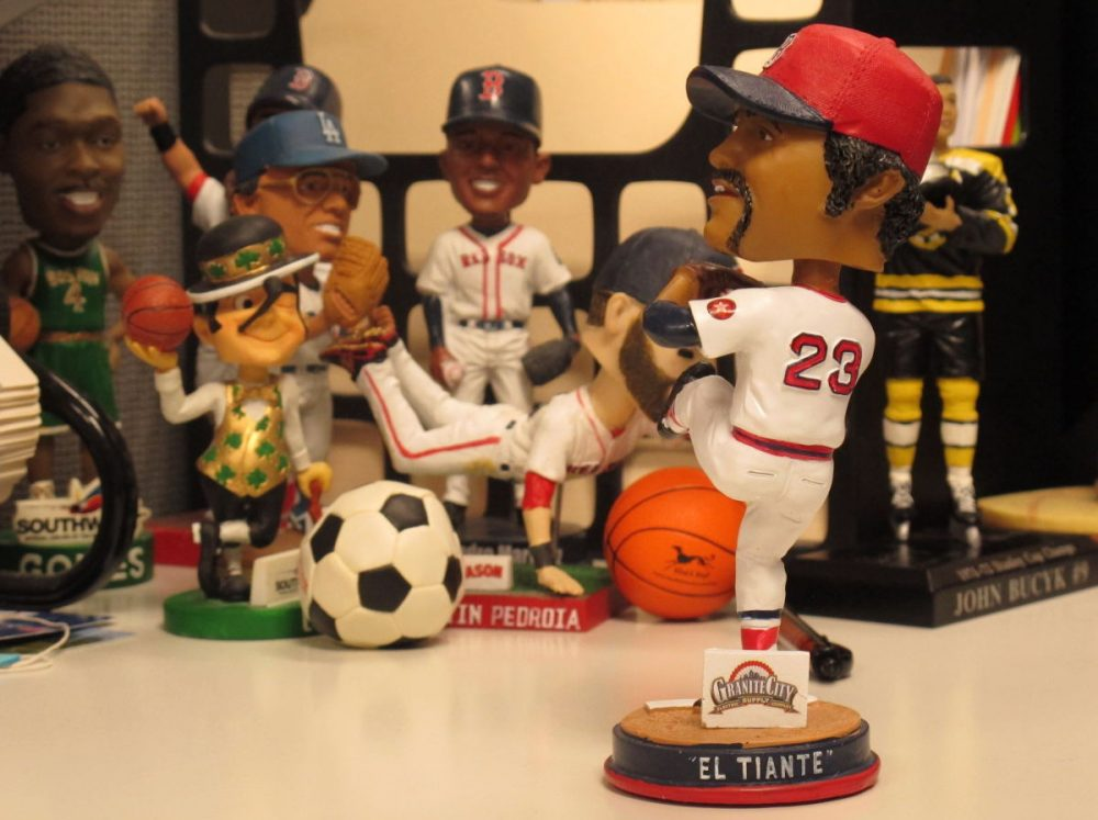 Only A Game's Karen Given likes bobbleheads -- so she investigated their history. (Karen Given/Only A Game)