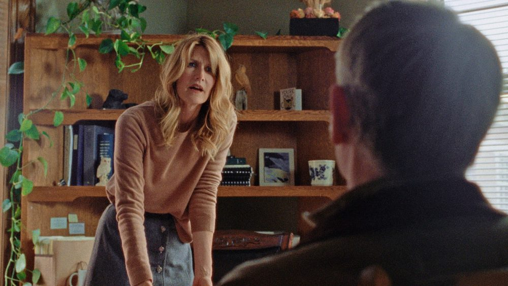 "Laura Dern in ""Certain Women."" (Courtesy IFC)"