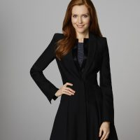 "ABC's ""Scandal"" stars Darby Stanchfield as Abby Whelan. (ABC/Craig Sjodin)"