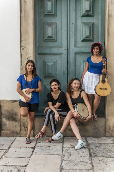The members of LADAMA. (Courtesy Ana Lira)