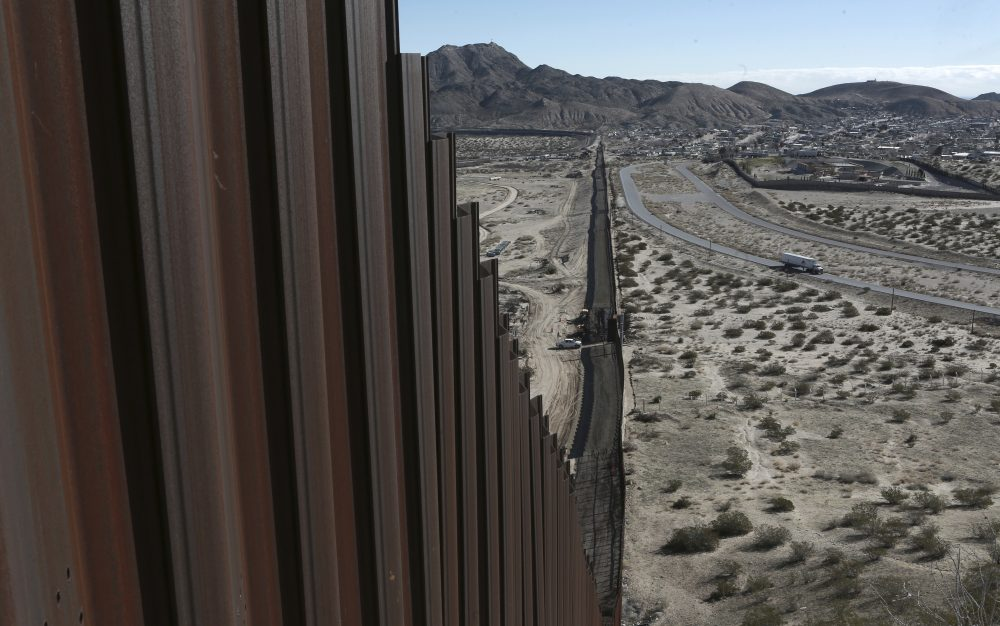 The Newest Price Tag For Trump's US-Mexico Border Project