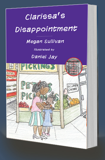 Clarissa's Disappointment by Megan Sullivan. (Courtesy Shining Hall Press)