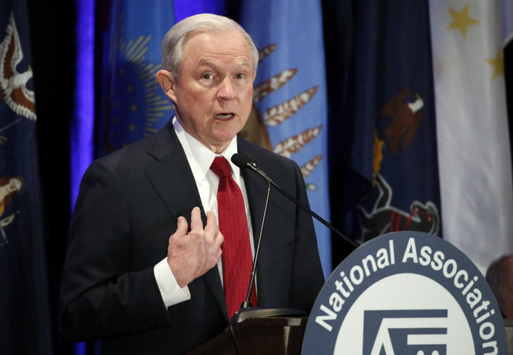Attorney General Jeff Sessions Just Hinted at a Crackdown on Legal Marijuana